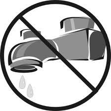No water cutoffs