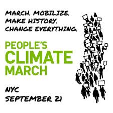 350 org - Peoples Climate March