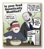 GMO foods - dont have to tell you