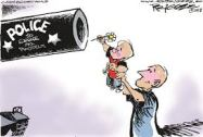Militarizing Police