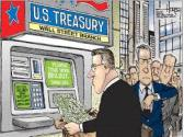 Treasury and Wall Street