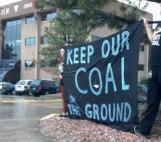 Coal - Keep it in the ground