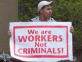 Imigrant Workers - Are Not Criminals