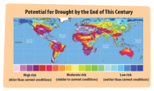 Drought - Worldwide Projections