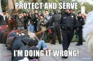 Police - Serve and Protect