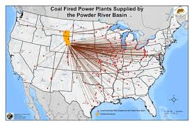 Coal - Powder River Basin