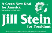 Green Party - Jill Stein