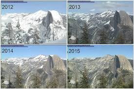 CA Snowpack 2012-2015