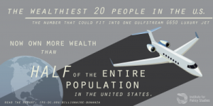 Inequality - 20 Wealthiest