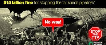 TransCanada Suit - Stop TPP