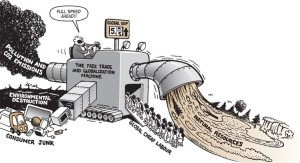Free Trade & Globalization Machine