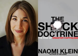 Naomi Klein - Shock Doctrine
