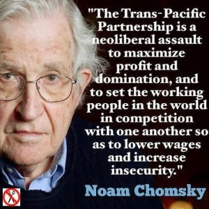 chomsky on tpp