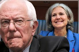 Sanders Stein 2016 Green Party